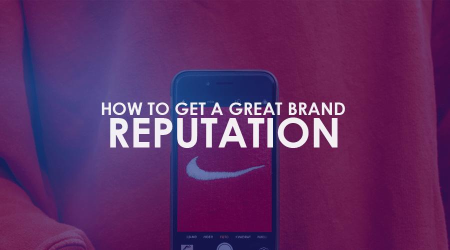 ¿Quieres una buena reputación para tu marca en Instagram? Entonces echa un vistazo a estos 6 consejos!
