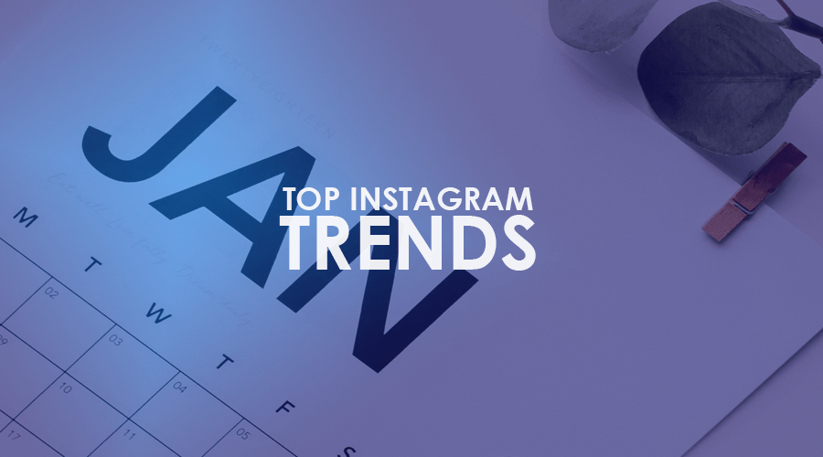 Echa un vistazo a las mejores tendencias de Instagram para 2019.
