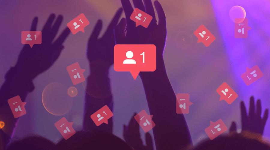 Instagram per la creatività: come creare una serie di fan rabbiosi
